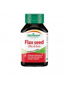 Flax Seed: ALA (Omega3...