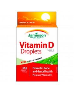 Vitamina D da 1000UI - 360...