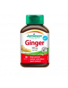 Ginger, Zenzero: Funzione...