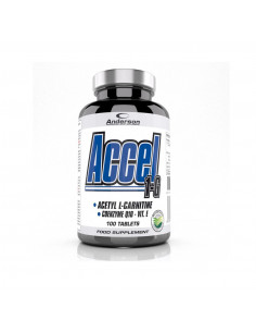 Accel: Acetil L-carnitina,...