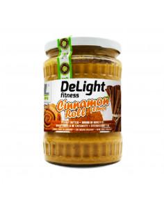 Delight Fitness Cinnamon roll