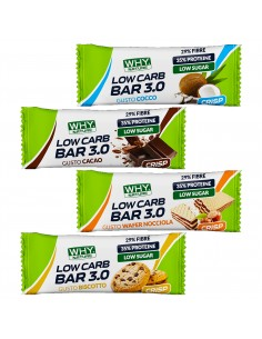 LOW CARB BAR 3.0