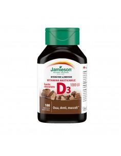 Vitamina D masticabile al...