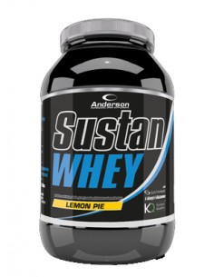 Sustan Whey 84% di Proteine