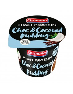 High Protein Pudding al...