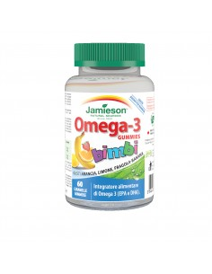 Omega 3 Gummies: Caramelle...