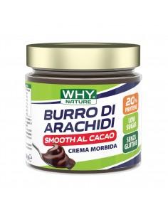 Burro di Arachidi al Cacao