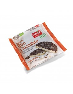 Gallette Riso al Cioccolato