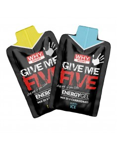 GIVE ME FIVE: Gel...