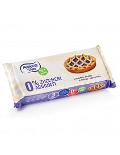 Crostatina al Mirtillo 0%...