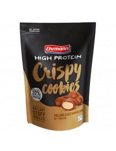 Protein Crispy Cookies