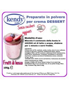 Crema Dessert Frutti di...
