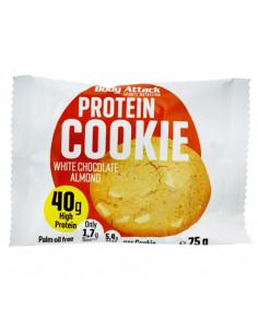 Protein Cookie White...