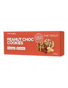 Peanut Choc Cookies