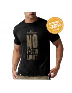 T-shirt NO F*UCKIN LIMITS