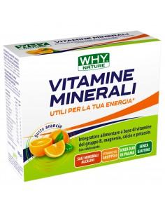 Vitamine e Minerali