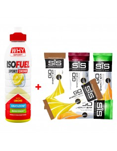 BOX BAR + ISOFUEL: GO...
