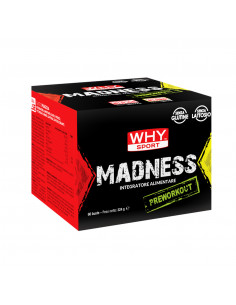 MADNESS PRE-WORKOUT