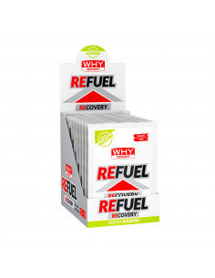 Refuel: post e intra workout