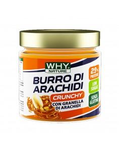Burro di Arachidi Crunchy