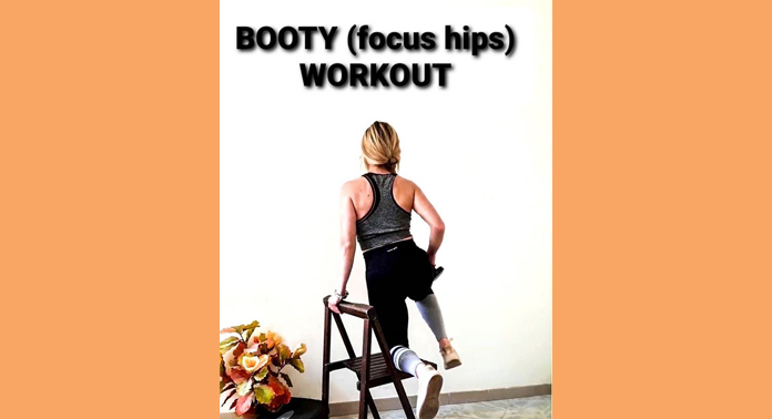 BOOTY (focus hips) WORKOUT
