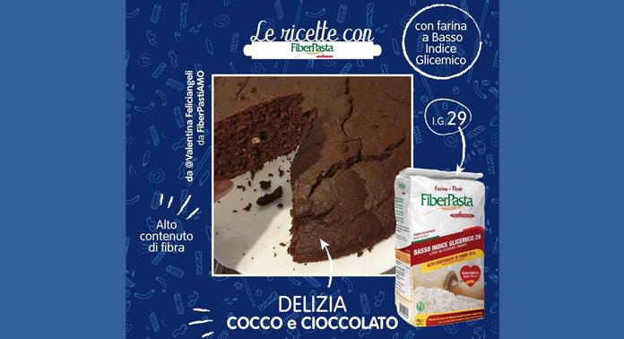 Delizia Cocco e Cioccolato